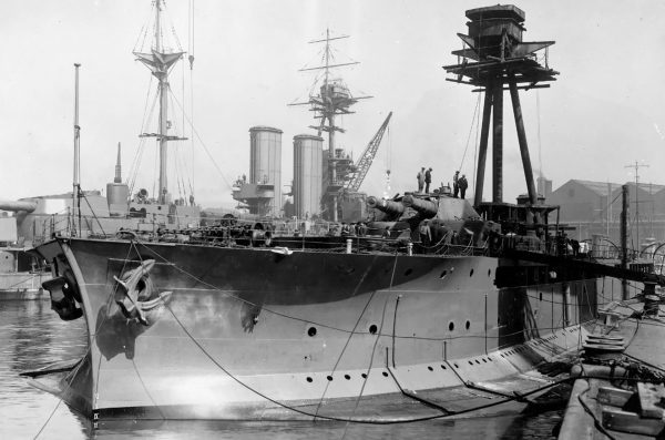 HMS Prince Rupert