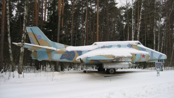 Iljuszyn Ił-102 współcześnie (fot. Wikimedia Commons)