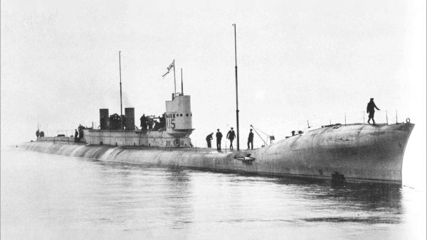 Okręt podwodny K15