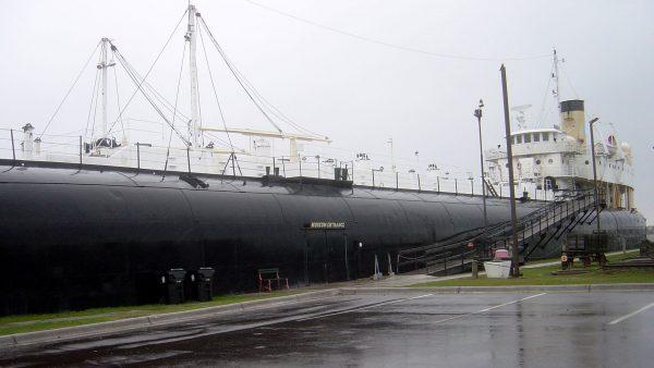 SS Meteor (ex-SS Frank Rockefeller) (fot. Bobak Ha'Eri)