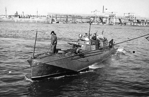 Kuter torpedowy typu G-5
