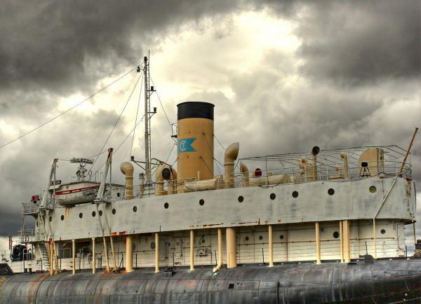 SS Meteor (ex-SS Frank Rockefeller) (fot. Randen Pederson)