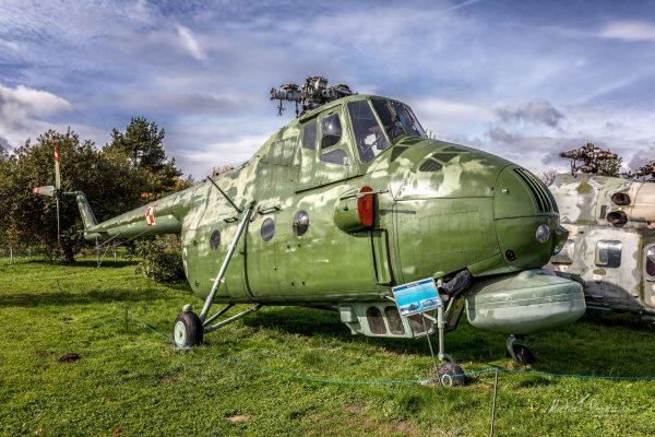 Mil Mi-4ME (fot. Michał Banach)