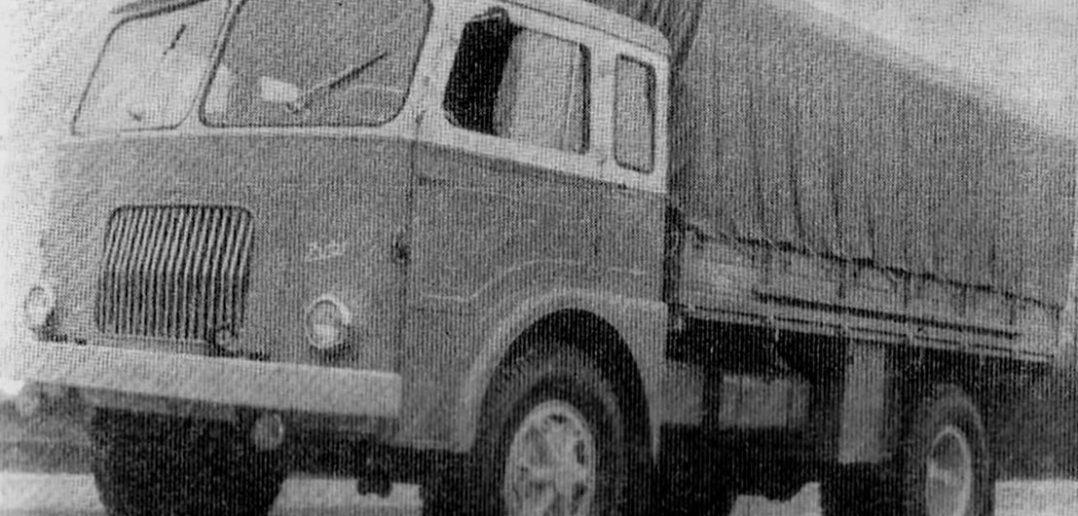 Żubr A80 - bolesny początek Jelczańskich Zakładów Samochodowych
