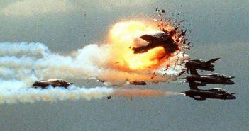 Katastrofa lotnicza na pokazach w bazie Ramstein (1988)