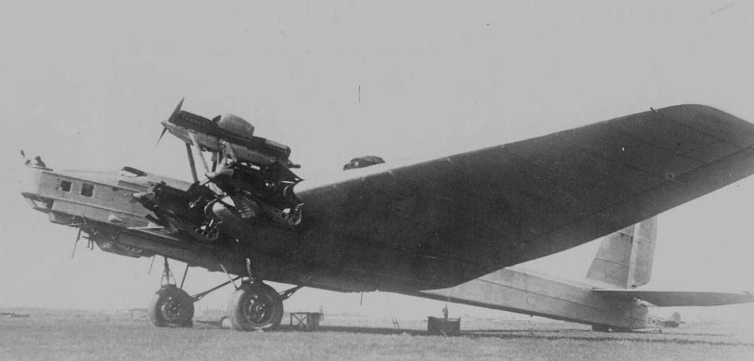 Zapomniany Tupolew TB-4 (ANT-16)