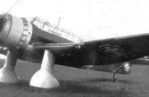 Prototypowy litewski lekki bombowiec ANBO-VIII