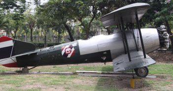 Zapomniany tajski bombowiec Boripatra