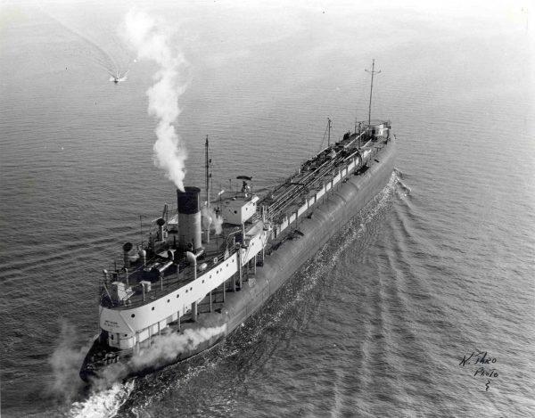 SS Meteor (ex-SS Frank Rockefeller)