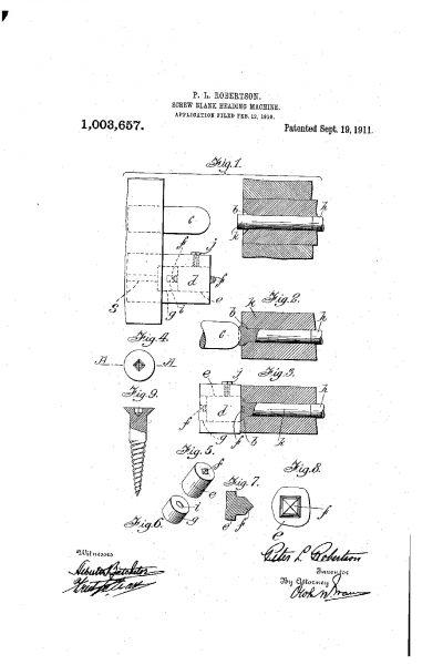 Patent Robertsona