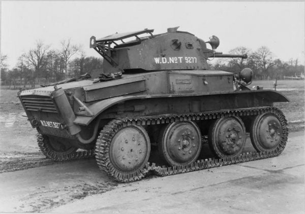 A17 Mk VII Tetrarch
