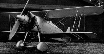 Zapomniany szwedzki myśliwiec Svenska Aero Jaktfalken