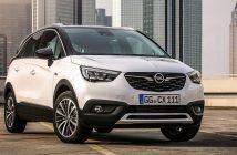 Mały SUV nie tylko do miasta - Opel Crossland X