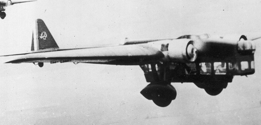 Francuski bombowiec rozpoznawczy Amiot 143