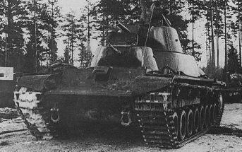 Eksperymentalne, wielowieżowe czołgi ciężkie SMK i T-100 oraz SU-100Y