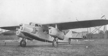 PZL.27 - zapomniany polski samolot pocztowy
