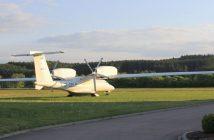 Eksperymentalny samolot wysokościowy Grob Strato 2C