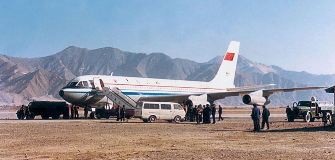 Zapomniany Shanghai Y-10