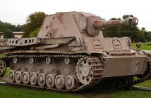 Niemieckie działo samobieżne Heuschrecke 10