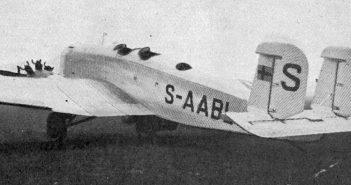 Junkers S 36/K 37 - niedoszły samolot pocztowy, myśliwiec i bombowiec