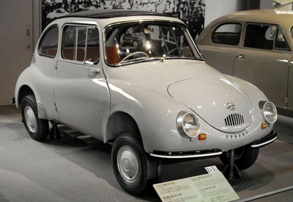 Subaru 360 (fot. Mytho88/Wikimedia Commons)