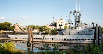 USS Ling - zapomniany okręt-muzeum