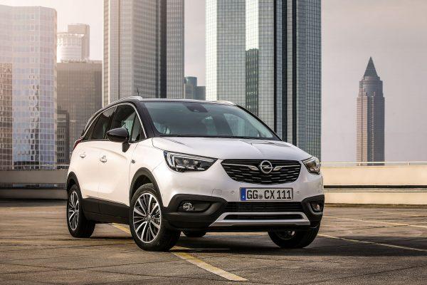 Opel Crossland X (fot. Opel)