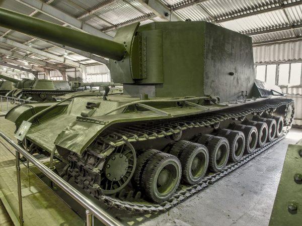 SU-100Y (fot. Alf van Beem)