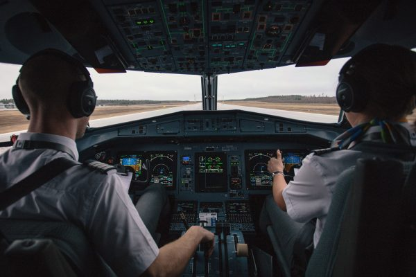 Kokpit samolotu