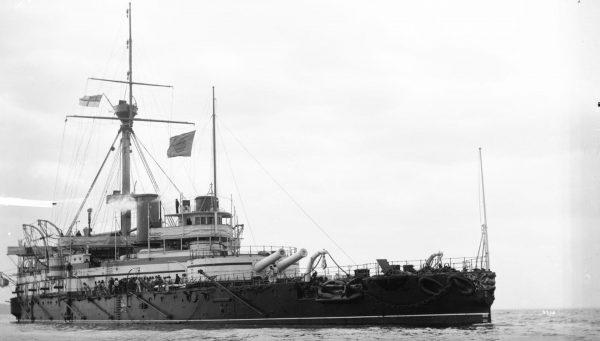 HMS Victoria