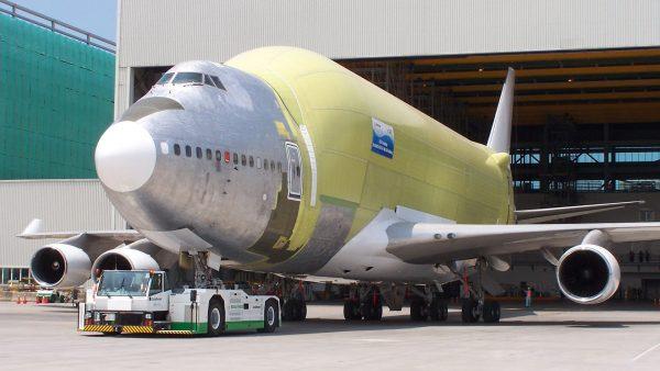 Boeing Dreamlifter (fot. Chang-Song Wang)