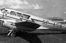 Prototypowy samolot pasażerski RWD-11