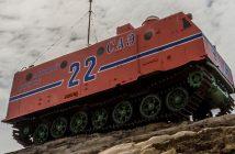 Charkówczanka - radzieckie pojazdy polarne