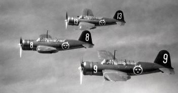 Szwedzki samolot bombowo-rozpoznawczy Saab 17