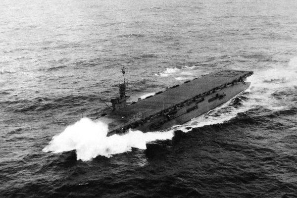 USS Bismarck Sea