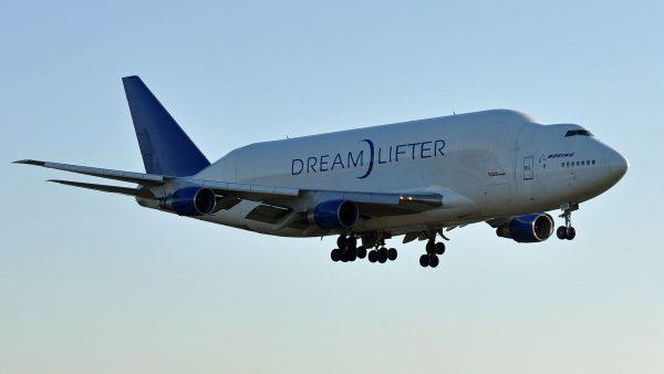 Boeing Dreamlifter (fot. Eric Salard)