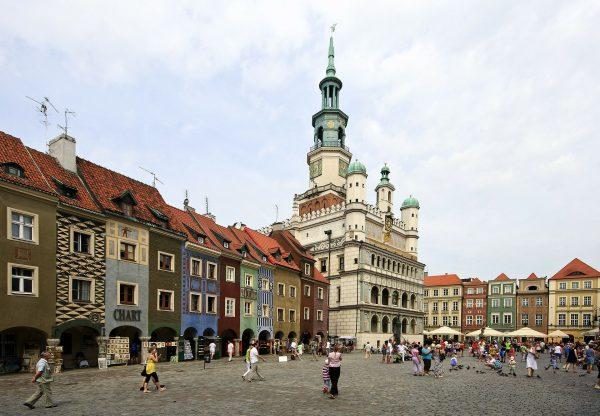 Ratusz w Poznaniu (fot. pixabay.com)