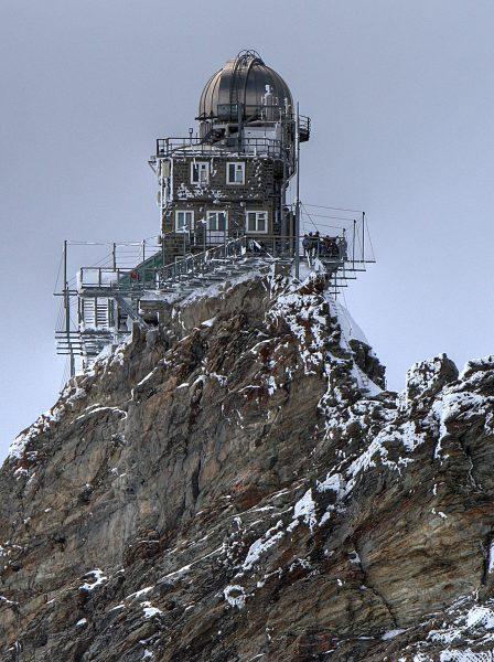 Obserwatorium Sphinx (fot. Eric Hill/Wikimedia Commons)