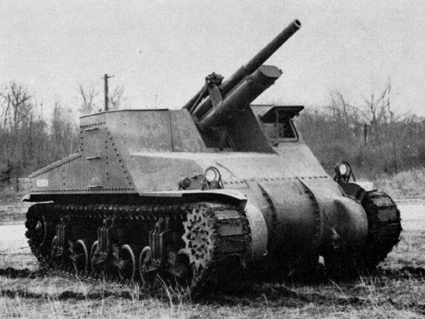 Niszczyciel czołgów T40/M9