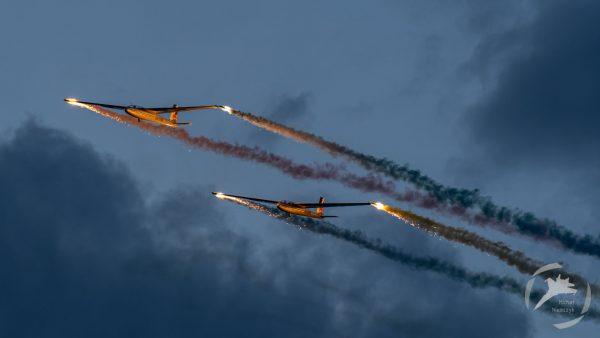 Let L-13 Blanik - The Flying Bulls (fot. Michał Niemczyk)