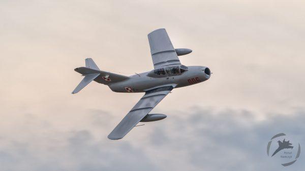 PZL-Mielec SBLim-2 (SP-YNZ) (fot. Michał Niemczyk)
