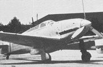 Prototypowy myśliwiec Kawasaki Ki-60