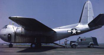Budd RB Conestoga - samolot z stali nierdzewnej