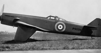 Prototypowy Martin-Baker MB-2