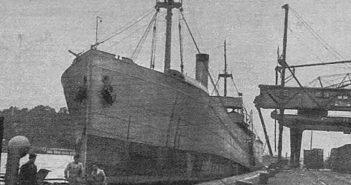 Okręt transportowy i szkolny ORP Wilia
