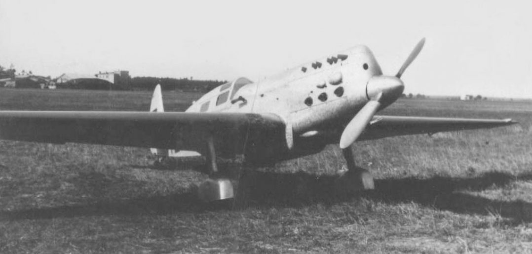 Zapomniany Cukurs C-6 i C-6bis