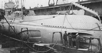 Rumuński okręt podwodny NMS Delfinul