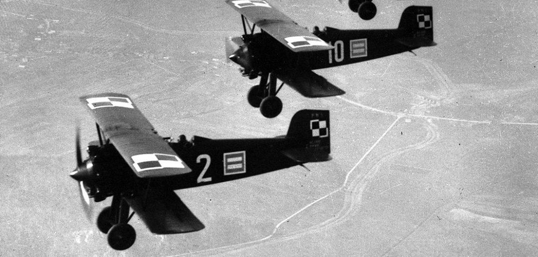 PWS-A - czechosłowacki polski myśliwiec