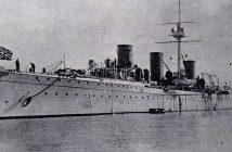 Rosyjski krążownik pancernopokładowy Nowik