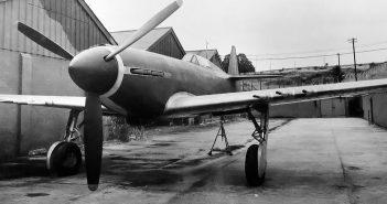 Martin-Baker MB-3 - samolot który odmienił lotnictwo
